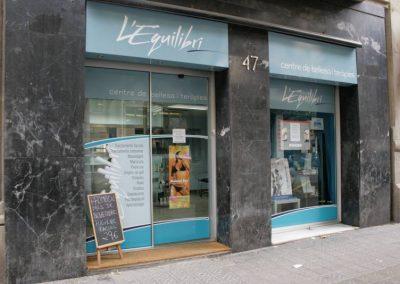 Barcelona – porta automàtica