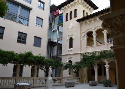 Barcelona  Convent-Esglesia-Claustre-Apartaments